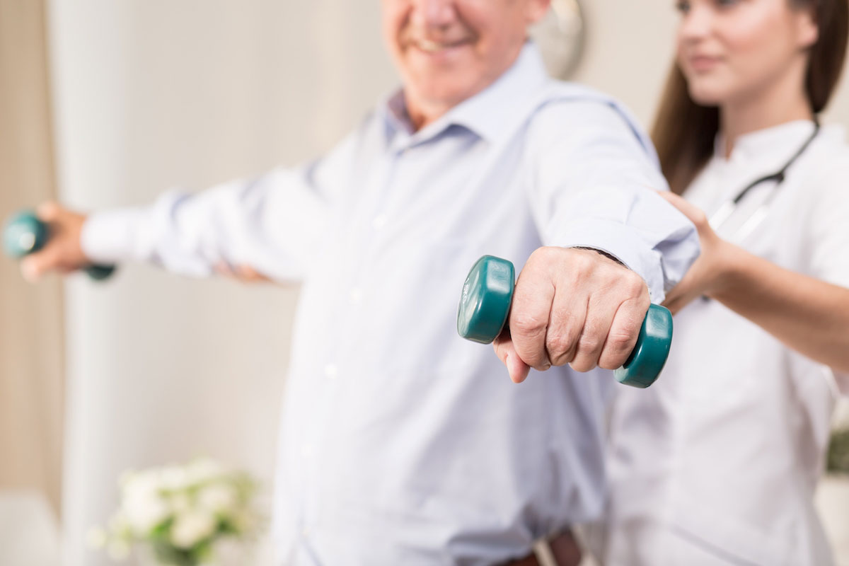 Fisioterapia no Parkinson