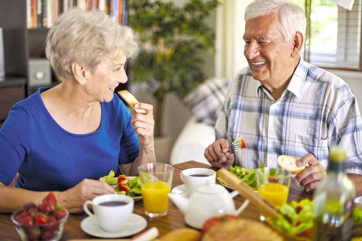 Acompanhamento-Nutricional na Terceira Idade