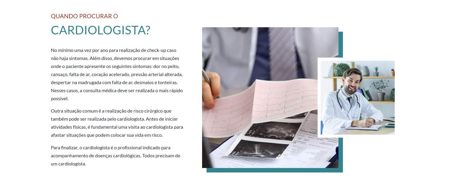 Área de Texto do Anúncio Hotsite Corpo Informa